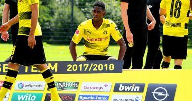 Sự bồng bột của Ousmane Dembele làm bàn đạp cho Barca