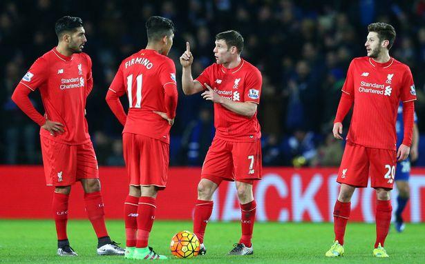 Hàng công Liverpool đang chơi thiếu hiệu quả.