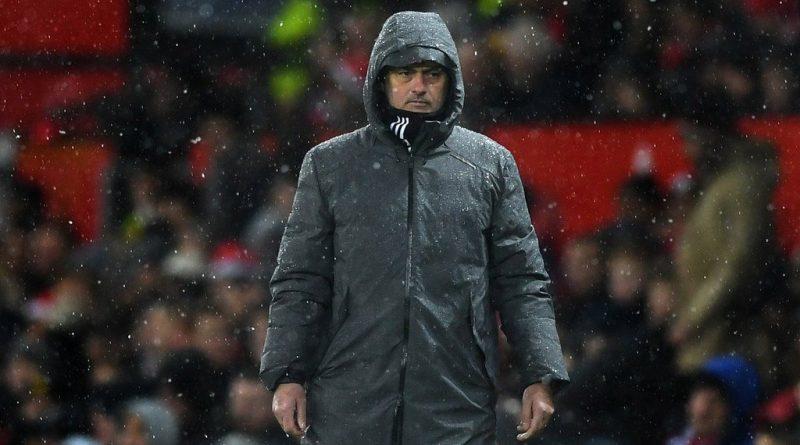 mourinho dang le thuoc de gea