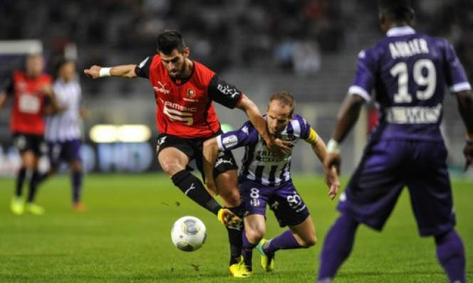 Rennes vs Toulouse