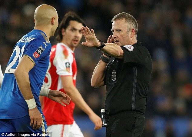 Công nghệ Var đã giúp cho Leicester City chiến thắng