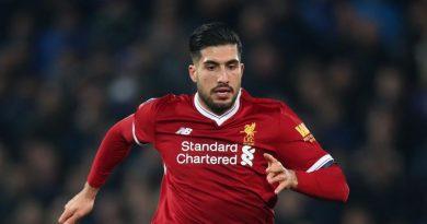 Tương lai của Emre Can đang được định đoạt tại Liverpool