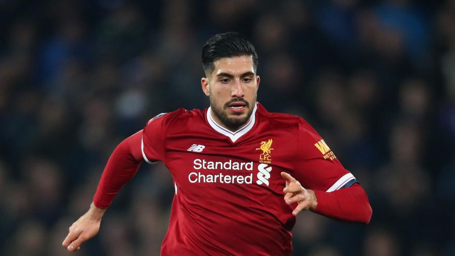 Emre Can tại Liverpool