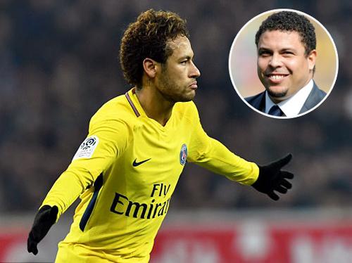 Ro béo hối thúc Real madrid chiêu mộ Neymar