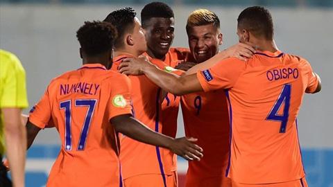 Hà Lan vs Anh