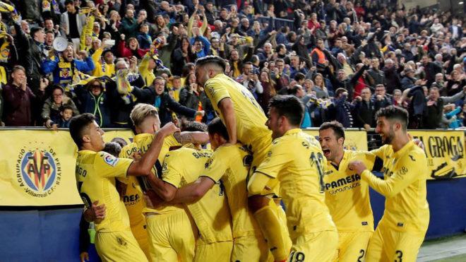 Villarreal 2-1 Atletico