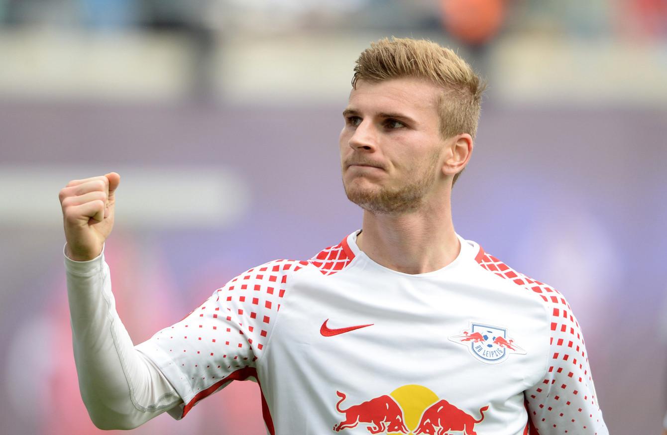 Tiền đạo số 1 tuyển Đức bắn tín hiệu mời gọi M.U