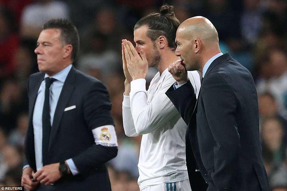 HLV Zidance phỉ nhận hợp đồng của Bale