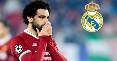 Salah có thể sang Real Madrid