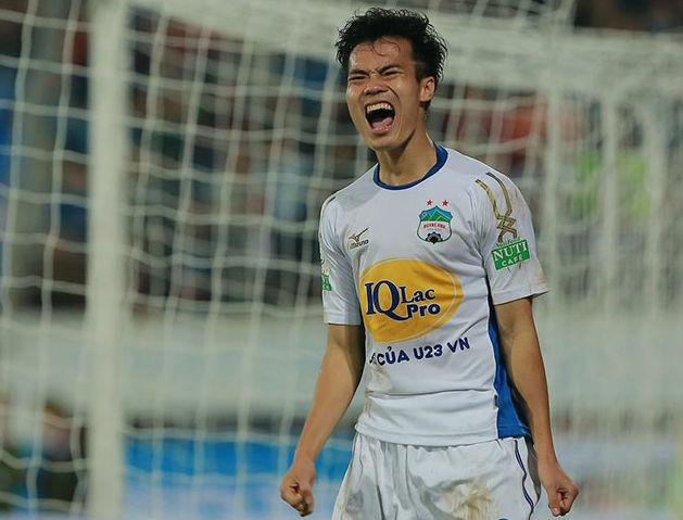 Cầu thủ U23 đã giúp cho HAGL chiến thắng