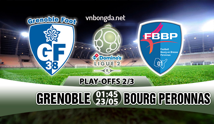 Link sopcast: Grenoble vs Bourg Peronnas