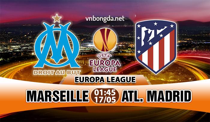 Link sopcast: Marseille vs Atletico Madrid