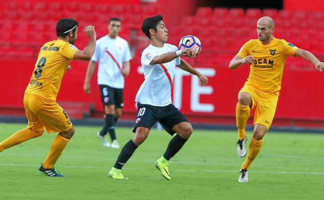 Link sopcast: Lorca vs Sevilla B