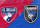 Nhận định chính xác San Jose vs FC Dallas, 09h30 ngày 30/8: Nhà nghề Mỹ