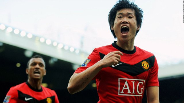 Park Ji Sung đã làm nên thương hiệu cho cả châu Á