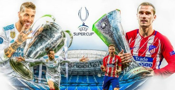 Link Sopcast: Real Madrid vs Atletico Madrid, 2h00 ngày 16/8