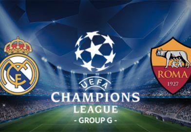 Link Sopcast: Real Madrid vs AS Roma, 02h00 ngày 20/9