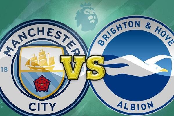 Man City vs Brighton (21h00 ngày 29/09: Giải Ngoại Hạng Anh)