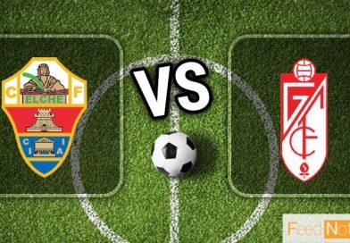 Link Sopcast: Elche vs Granada, 03h00 ngày 14/09