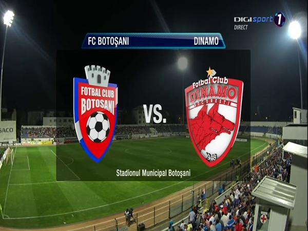 Botosani vs Dinamo Bucuresti, 01h00 ngày 09/10: Giải Vô Địch Romania