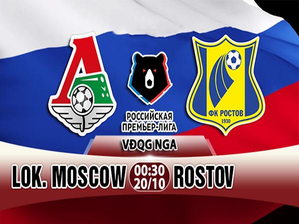 Nhận định Lokomotiv vs FK Rostov