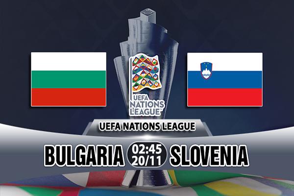 Link Sopcast Bulgaria vs Slovenia