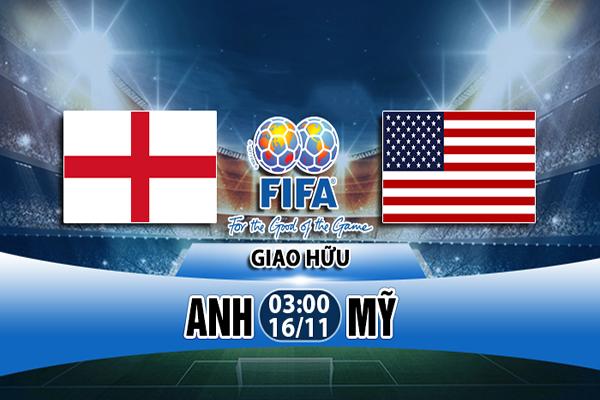 Link Sopcast Anh vs Mỹ
