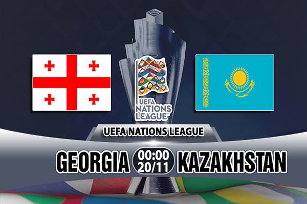 Link Sopcast Georgia vs Kazakhstan
