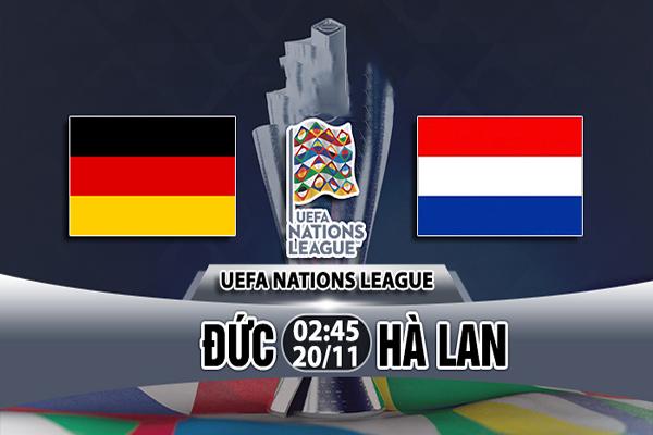 Link Sopcast Đức vs Hà Lan