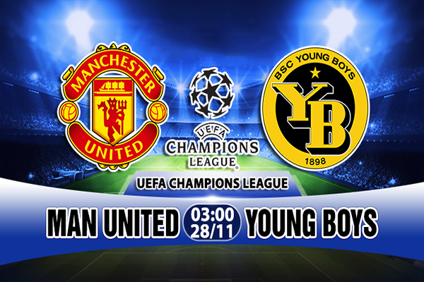 Link Sopcast MU vs Young Boys