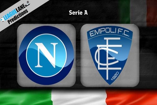 Nhận định Napoli vs Empoli