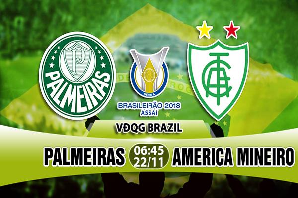Link Sopcast Palmeiras vs America Mineiro