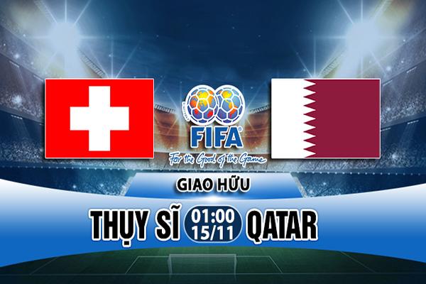 Link Sopcast Thụy Sỹ vs Qatar
