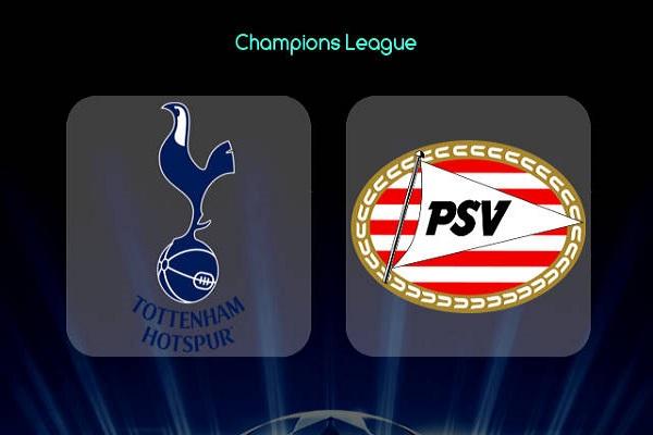 Nhận định Tottenham vs PSV