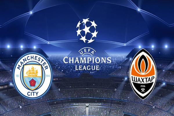 Nhận định Man City vs Shakhtar Donetsk