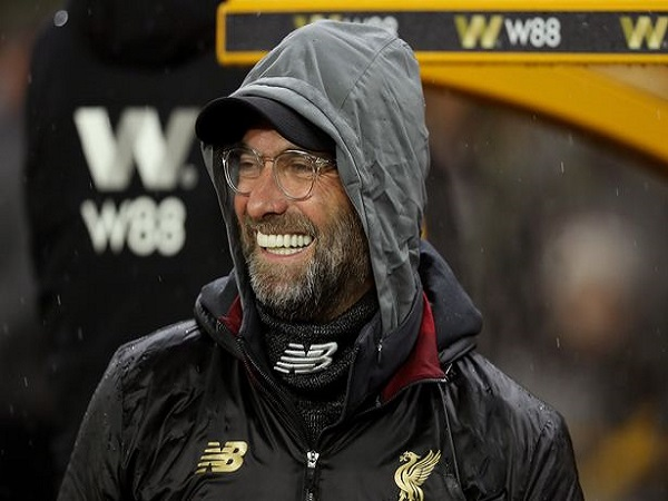 Mơ Klopp dẫn dắt Man Utd