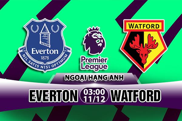 Link Sopcast Everton vs Watford