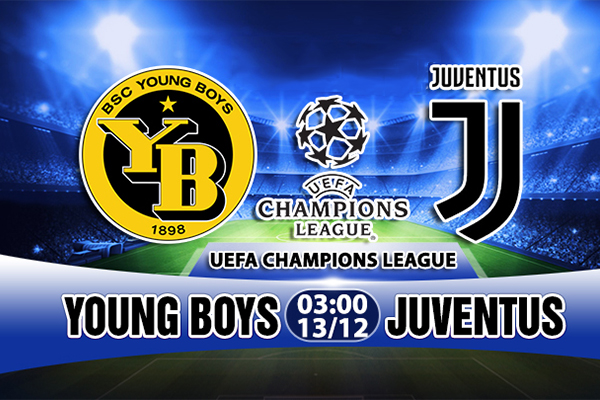 Link Sopcast Young Boys vs Juventus