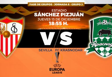 Link Sopcast: Sevilla vs Krasnodar, 00h55 ngày 14/12