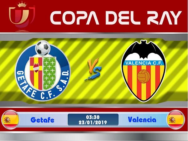 Nhận định Getafe vs Valencia