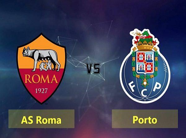 Nhận định AS Roma vs Porto, 3h ngày 13/02