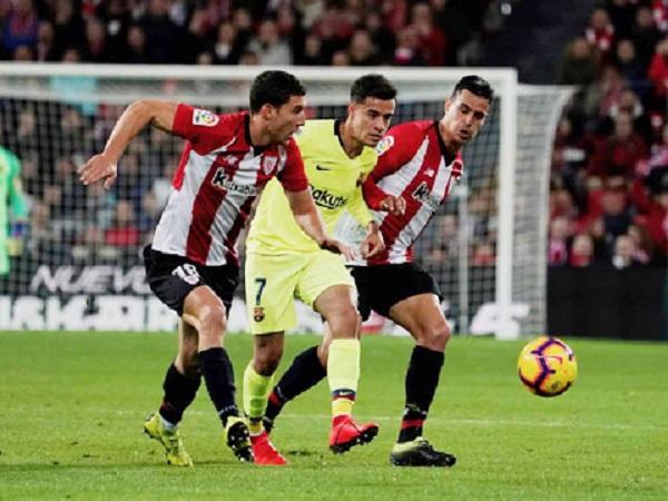 Barca hòa 3 trận liên tiếp
