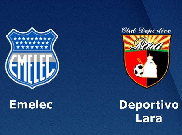 Soi kèo Emelec vs Deportivo Lara, 9h00 ngày 12/04