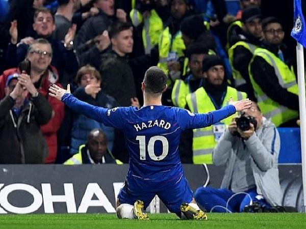 Hazard nói gì về khả năng đến Real Madrid sau màn trình diễn chói sáng trước West Ham