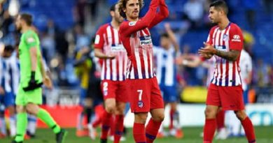 Chia tay Atletico Madrid, Griezmann gia nhập Barca