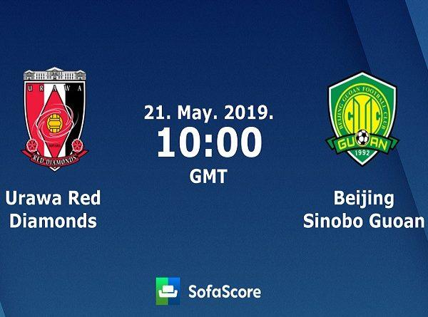 Nhận định Urawa Reds vs Beijing Guoan, 17h ngày 21/05
