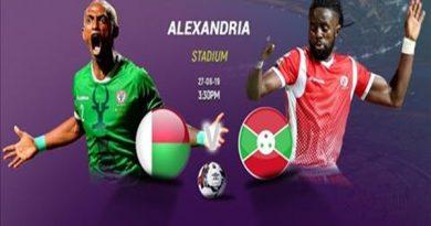 Tỷ lệ kèo trận đấu Madagascar vs Burundi (21h30 ngày 27/6)