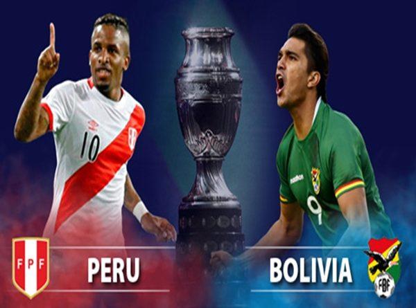 Nhận định,dự đoán trận đấu Bolivia vs Peru (4h30 ngày 19/6)