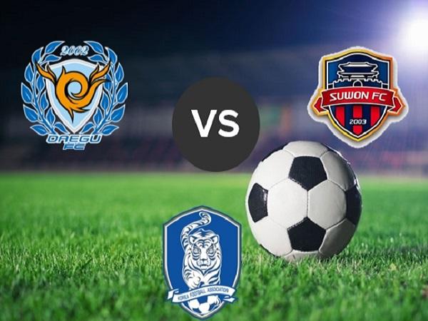 Soi kèo Daegu FC vs Suwon Bluewings, 17h30 ngày 30/07