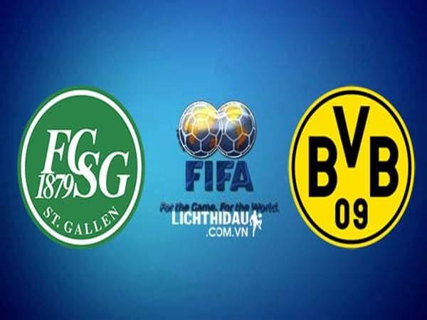 Nhận định St. Gallen vs Dortmund, 00h30 ngày 31/07